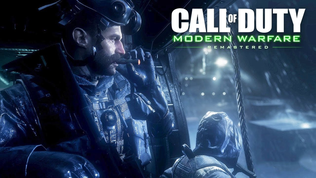Download Call of Duty Modern Warfare Remastered Walkthrough Part 1 - F.N.G/Crew Expendable