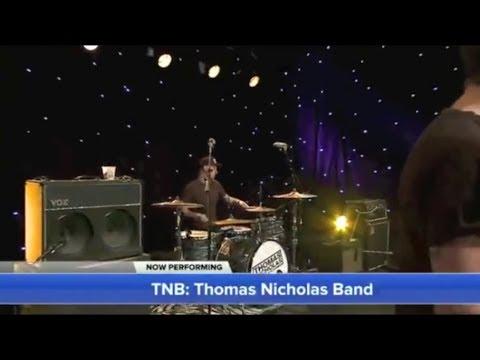 Thomas Nicholas Band on Good Morning Chicago  Stifler's Mom and My Generation