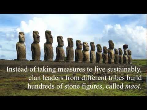 Collapse: Easter Island