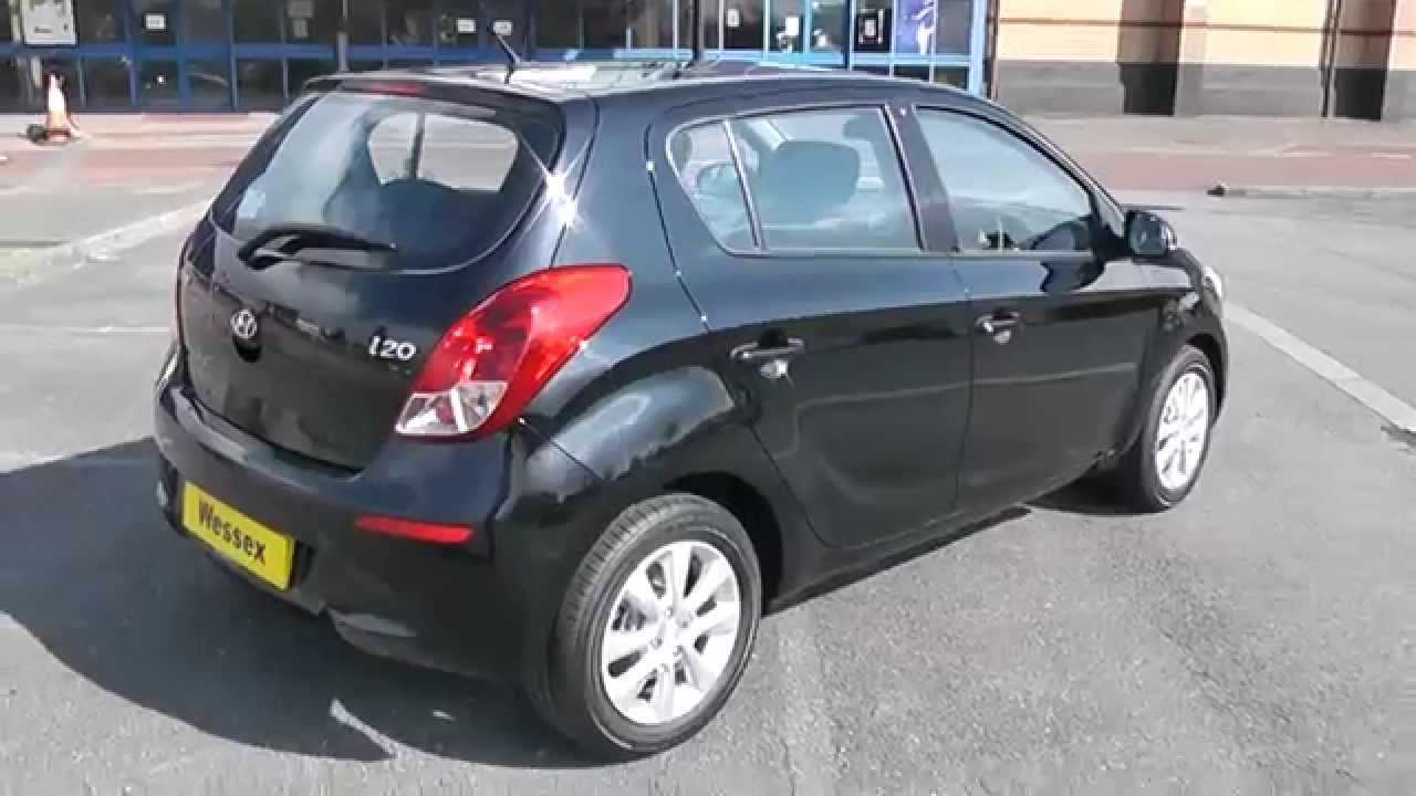 hyundai i20 active black pre reg 2014 youtube. Black Bedroom Furniture Sets. Home Design Ideas