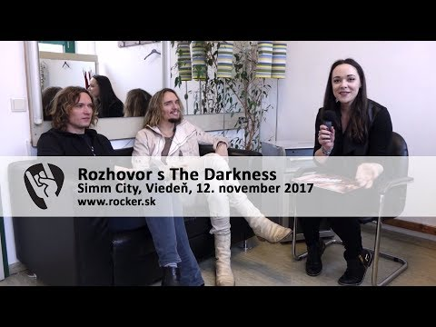 Interview with The Darkness