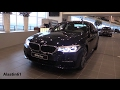 BMW 5 Series G30 2017 Start Up, In Depth Review Interior Exterior