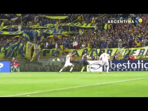 El clip de Lanús 2 (2) - Boca 2 (4)