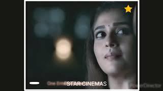 Tamil love song whatsapp status.Nayanthara vijay Unakaga vazha nenaikiran song whats app status