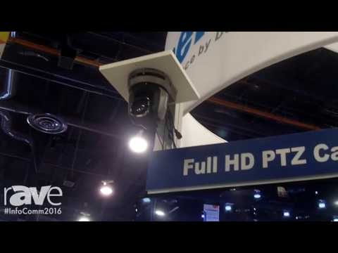 InfoComm 2016: Lumens Integration Exhibits VC-A50S and VC-A60S Hight Def Video Cameras