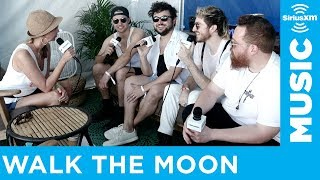Madison Interviews Walk The Moon at Hangout Music Festival 2019
