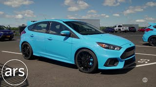 On the track with the Ford Focus RS | Ars Technica thumbnail