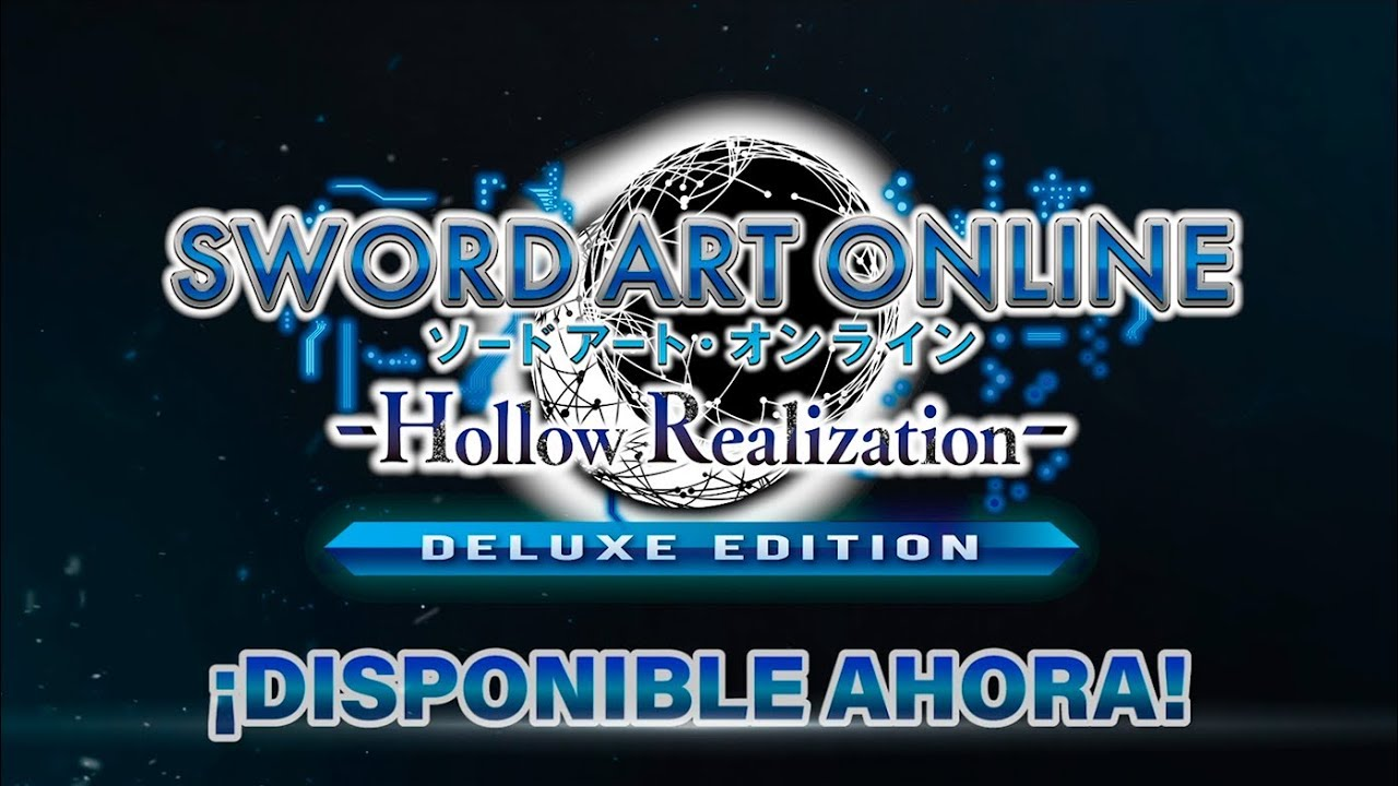 SWORD ART ONLINE: HOLLOW REALIZATION DELUXE EDITION - Tráiler de Lanzamiento | Switch