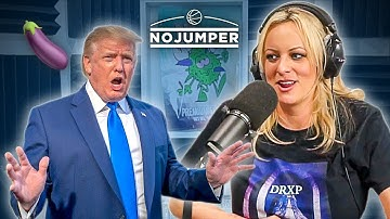 Stormy  Daniels on What It Was Like Boning Donald Trump