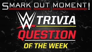 WWE Pro Wrestling Trivia Question of the Week, IWC Outreach & More (Smack Talk 277 Rest Hold)