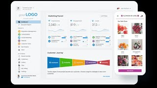 Free Business App - Everything your business needs to succeed online via a single sign-on dashboard