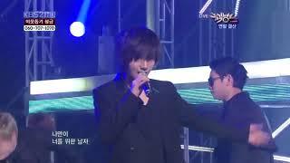 [예성] 2010 뮤직뱅크 연말결산 예성 cut (미인아)
