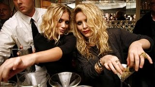 Olsen Twin's Hair and Makeup Tutorial: bartender look Thumbnail