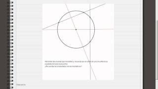 Geometría con la Libreta Digital de TutorMates