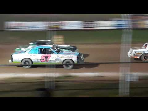 ABC Raceway pure stock feature aug 3rd