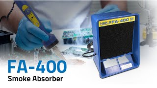 FA-400 Smoke and Fume Absorber