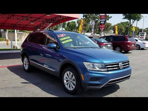 2018 Volkswagen Tiguan Orange County, Garden Grove, Westminster, Santa Ana, Anaheim, CA R050279