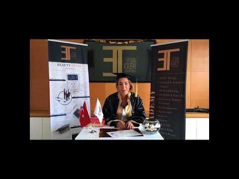 By Tugba Academy - Mezuniyet Konuşması - Bahar Türkmen