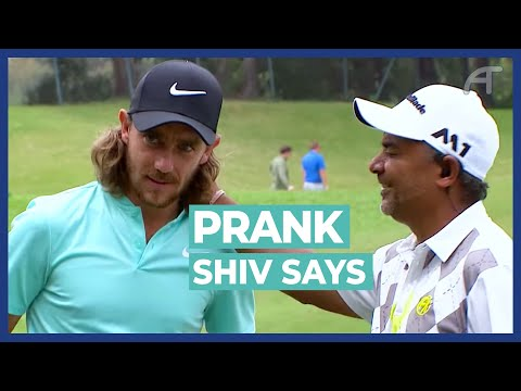 #ATPranks - Shiv Says...
