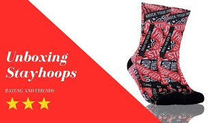 Unboxing Kaos Kaki Stayhoops