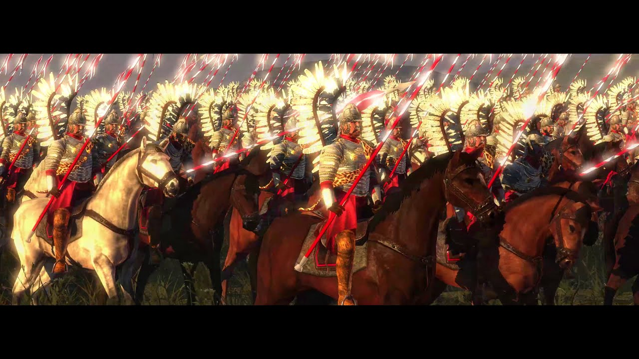 The Winged Hussars - Legendary War Units