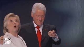 Bill Clinton - 99 Red Balloons (Video)