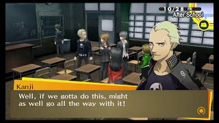 Persona 4 Golden NG+ #74: Culture Festival, Amagi Inn, and Halloween (No Commentary)