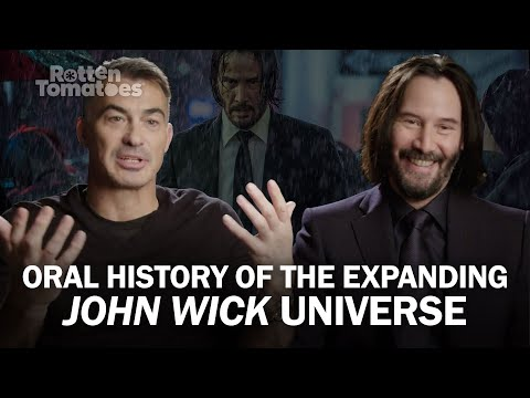 Oral History of 'John Wick': Chapter 2 & 3 with Keanu Reeves and Chad Stahelski | Rotten Tomatoes Mp3
