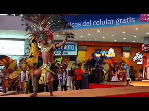 Mister Model Nicaragua trajes de fantasia 2014
