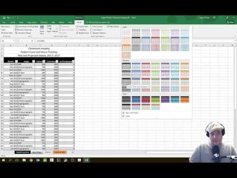 201720 Excel Guided Project 4-3