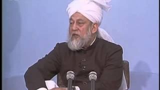 Urdu Darsul Quran 2nd February 1997: Surah An-Nisaa verses 38-40