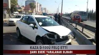 KOCAELİ TV- KAZA D-100Ü FELÇ ETTİ