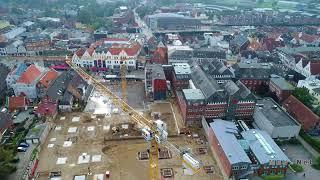 Husum Shopping Center -  Bauabschnitt September 2017