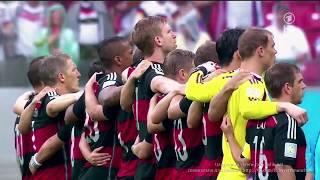 Die Mannschaft: Andreas Bourani - Ein hoch auf uns