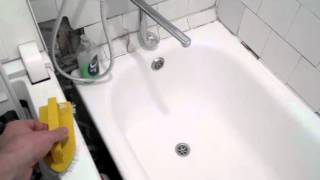 Реставрация ванны акрилом отзывы(+7(953)493-24-36 Нанесение нового акрилового покрытия на лицевую поверхность чугунной или металлической ванны..., 2016-01-02T11:36:47.000Z)