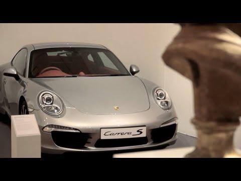 A Celebration of Design: The Porsche 911 at the RCA