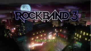 Rock Band 3 - Intro Video - HD