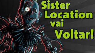 Mistério dos Novos Animatronics RESOLVIDO! || FIve Night At Freddy