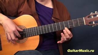 В траве сидел кузнечик на гитаре одним пальцем левой руки и одним пальцем правой