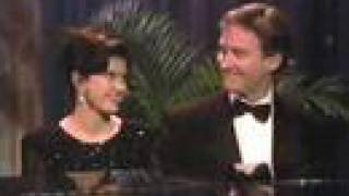 Kevin Kline and Phoebe Cates on Sesame Street