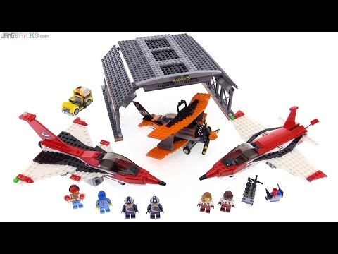 lego city 2016 airport air show review 60103 youtube. Black Bedroom Furniture Sets. Home Design Ideas