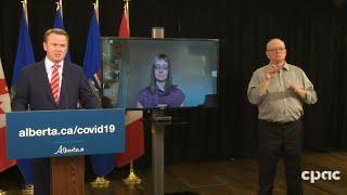 Alberta update on COVID-19 – September 28, 2020