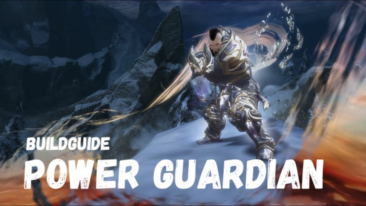 Guild Wars 2 Buildguides: Power Guardian für PvE - Metabuild