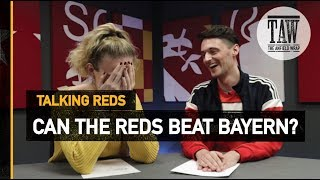 Liverpool v Bayern Munich: Lineup Predictions | Talking Reds