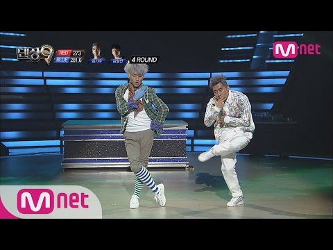 Dancing9S2 Kim Seol Jin & Kim Ki Soo 'Love Never Felt So Good'
