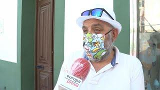 """Turistas en Mérida llevan """"malamente"""" la ola de calor"""