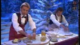 Andy Borg & Florian Silbereisen - In der Weihnachtsbäckerei 2009