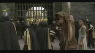 BBC ROBIN HOOD SEASON 2 EPISODE 7 PART 4/5