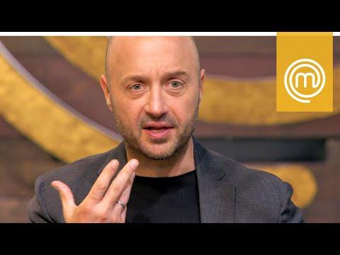 Joe non capisce i sapori che sente la bocca di Bruno   MasterChef All Stars Italia