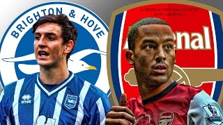 Match Preview - Brighton v Arsenal